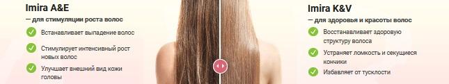 Отрицательные отзывы о Imira для волос