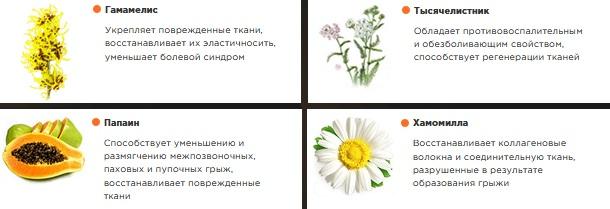 Состав средства Трауфаст