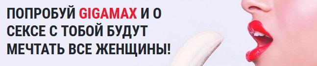Сайт производителя ГигаМакс