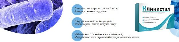 Официальный сайт производителя Клинистил