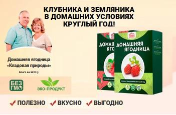 Домашняя ягодница Кладовая природы развод? Отзывы. Цена. Купить семена клубники и земляники