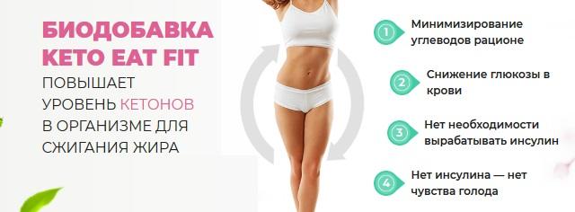 Отрицательные отзывы о Keto Eat&Fit для похудения